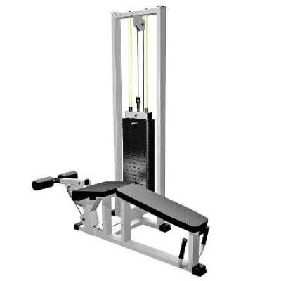 AR040 Сгибание ног (Стек от 100 кг)