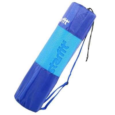 Cумка для ковриков cпортивная FA-301, средняя, синяя STARFIT