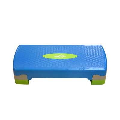 Степ-платформа sp-101 67,5 х 28,5 х 10,5 см, 2-х уровневая