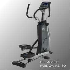 Эллиптический тренажер — Clear Fit FE 40 Fusion