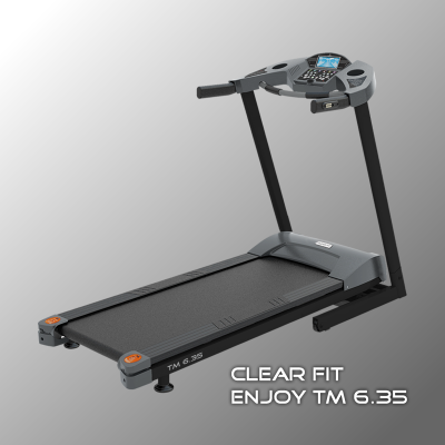 Беговая дорожка — Clear Fit Enjoy TM 6.35 HRC