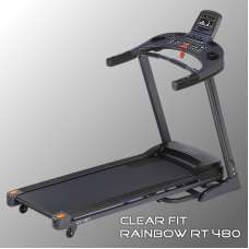 Беговая дорожка - Clear Fit Rainbow RT 480