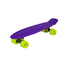 Круизер Berry, 22''x6'', Abec-7 Carbon RIDEX