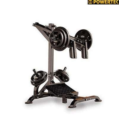 Силовой тренажер со свободным весом powertec tm squat calf l-sc13