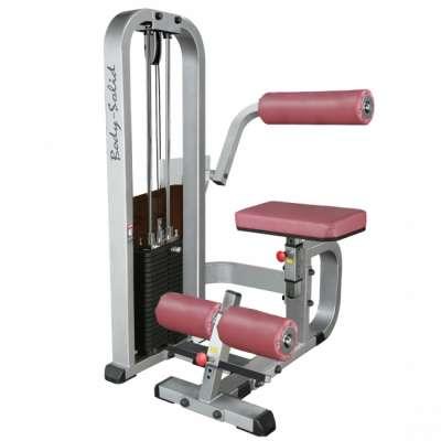 Силовой тренажер body solid sbk1600g/2 грузоблочный
