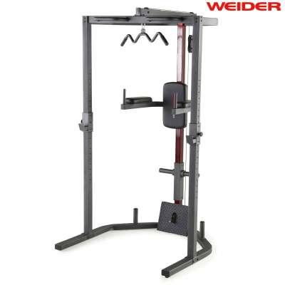 Силовой тренажер со свободным весом weider pro webe14933