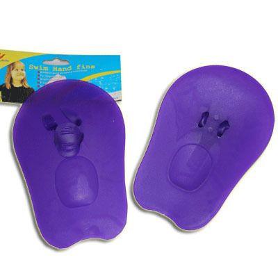 Лопатки для плавания пластиковые S-HH