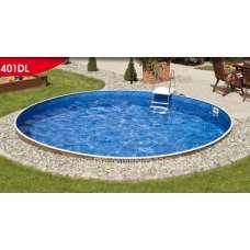 Бассейн azuro 401 mountfield насос-фильтр: нет