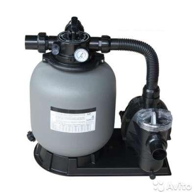 Фильтровальная установка emaux fsp400-4w артикул:fsp400