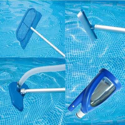 Полный набор для чистки бассейнов, intex артикул:28003