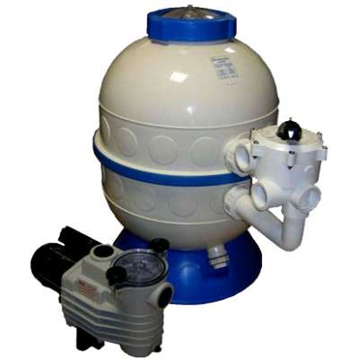 Фильтровальная установка 14,5 м3/ч kripsol granada (glo606-100) артикул:glo606-100