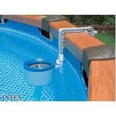 Скиммер навесной для бассейнов, intex артикул:28000