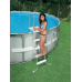 Каркасный усиленный бассейн Ultra Frame (круг) 5,49х1,32м, полный комплект, хлорогенератор