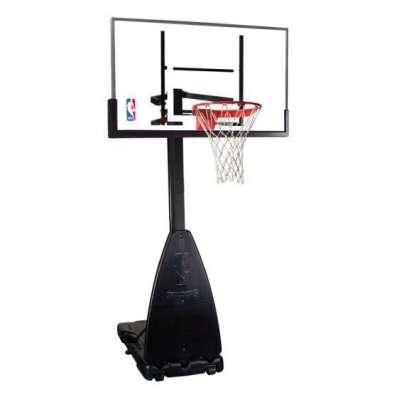 Spalding 68491cn баскетбольная стойка platinum 60