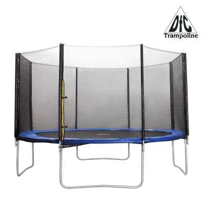 Батут каркасный dfc с сетью 244 см  (8 ft)