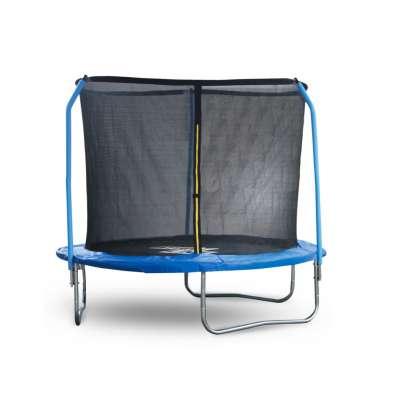Купить батут Startline 8 футов (244 см) с внутренней сеткой и держателями