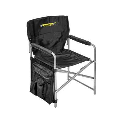 Кресло складное 1 черный (кс1)