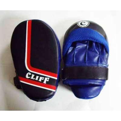 Лапа боксерская изогнутая материал dx improvise cliff