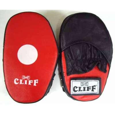 Лапа боксерская кожа cliff