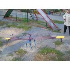 Качалка-балансир металлическая рм лада