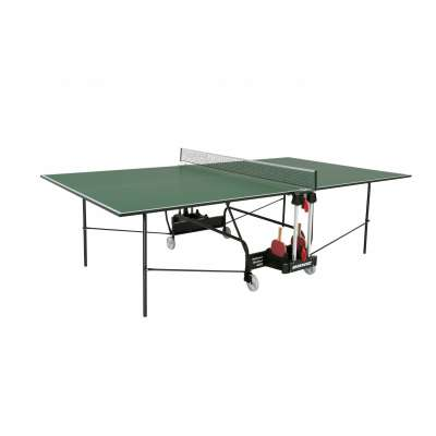 Теннисный стол donic indoor roller 400 зеленый