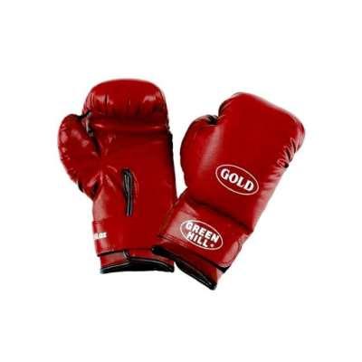 Перчатки боксерские GOLD BGG-2030, 12oz, к/з