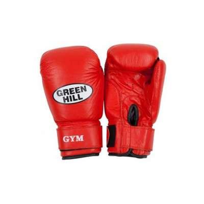 Перчатки боксерские GYM BGG-2018 (14oz)