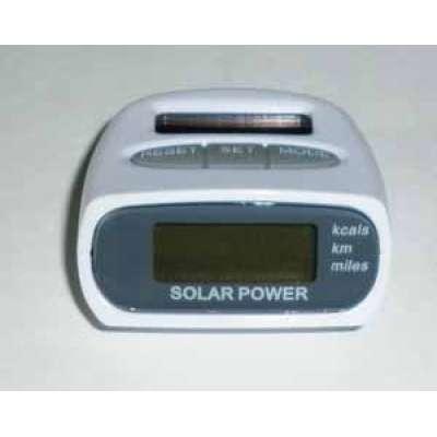Шагомер (солнечная батарея) hy-02т