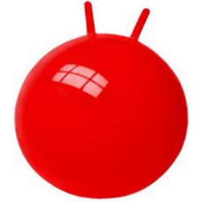 Мяч прыгун с рожками gb04 диаметр 55 см