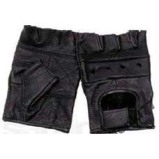 Перчатки для фитнеса, кожа+неопрен Matsa