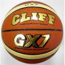 Мяч баскетбольный клифф pvc gx-7