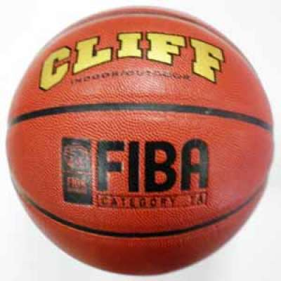 Мяч баскетбольный pu csu1204