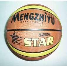 Мяч баскетбольный № 7 резина star