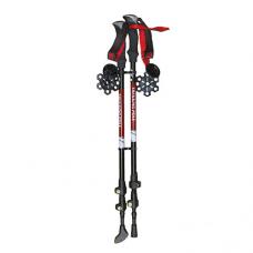 Палки телескопические для скандинавской ходьбы и трекинга «trek-sport» усиленные