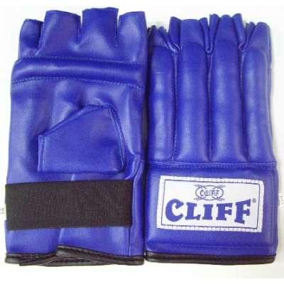 Перчатки - шингарды pvс синие