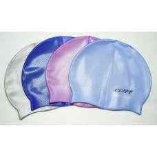 Шапочка для плавания силиконовая 2-2 ШШ