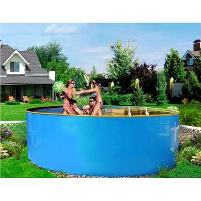 """Бортовой каркасный бассейн """"Виннипег"""" 4.0х1.5 м"""