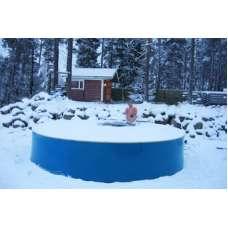 """Бортовой каркасный бассейн """"Байкал"""" 4.0х1.25 м"""