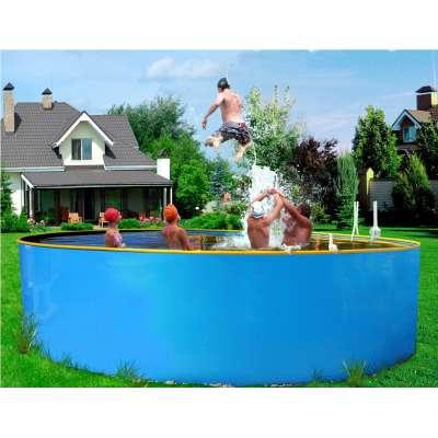 """Полибортовый каркасный бассейн """"Балхаш"""" 5.0 х 1.5 м"""
