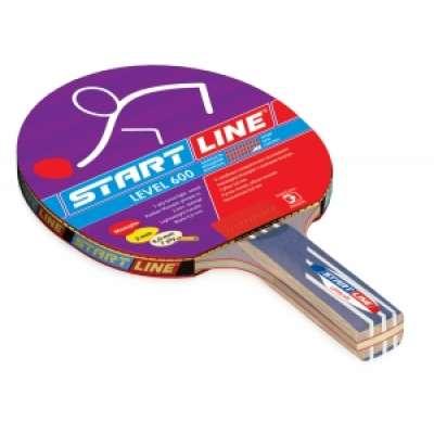 Теннисная ракетка level 600 (прямая)