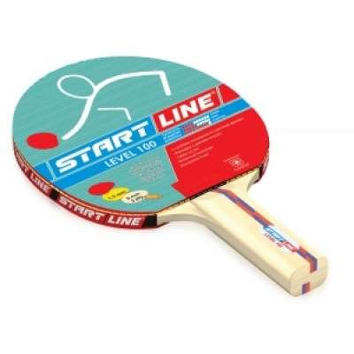 Теннисная ракетка level 100 (прямая)