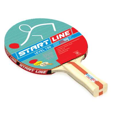 Теннисная ракетка level 100 (анатомическая)