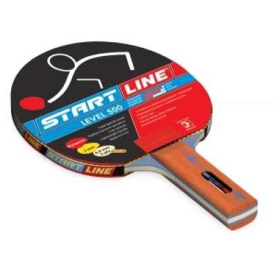 Теннисная ракетка level 500 (прямая)