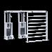 AR088.2х2200 Биотонус-2+шведская стенка (стек 2х75кг)