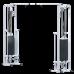 AR082.2х75 Кроссовер на базе реабилитационной рамы (стек 2х75кг)