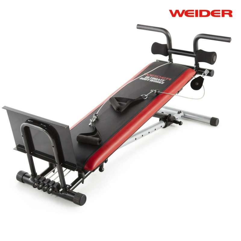 8731d773bac5 Купить Силовой тренажер Weider Ultimate Body Works в Пензе