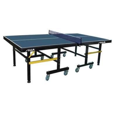 Теннисный стол stiga premium roller, ittf