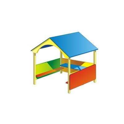 Домик для детей рм радуга