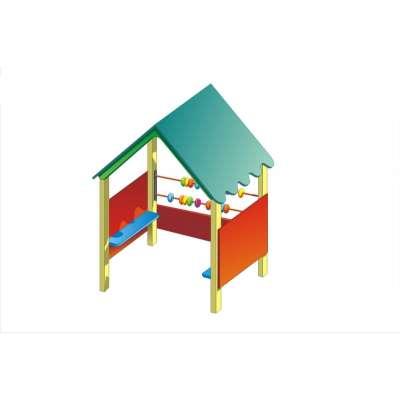 Домик для детей рм коробок