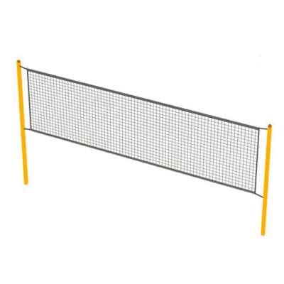 Сетка рм волейбольная со стойками